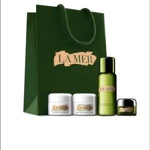 Lamer La Mer Cream Set Mask Serum Eye X4